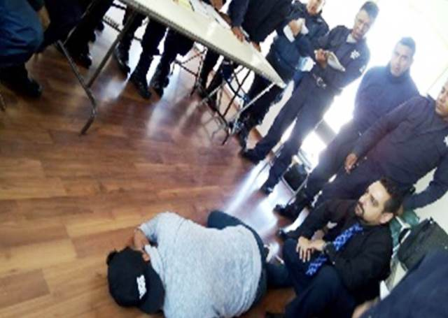 Prioriza municipio de Terrenate profesionalizar a sus policías
