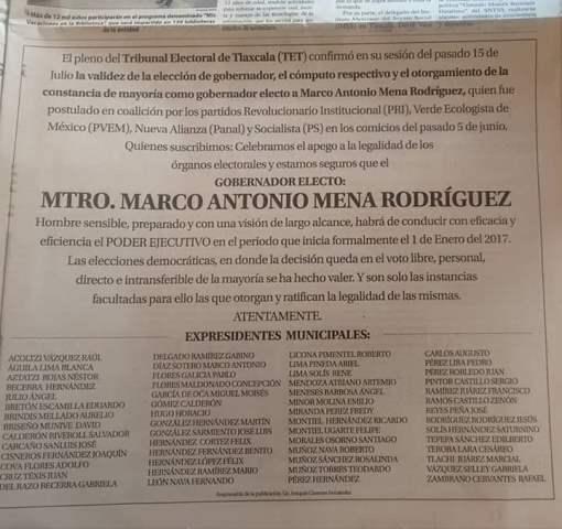 Lambiscones buscan chamba con Marco Mena