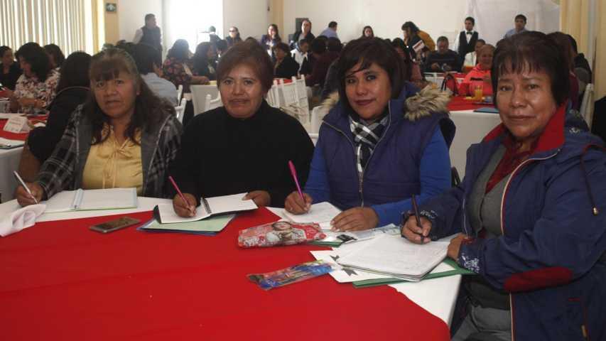 Realiza SEPE taller de educación socioemocional para maestros con alumnos en situación migrante