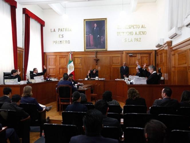 Por hostigamiento sexual, destituyen a juez de Toluca
