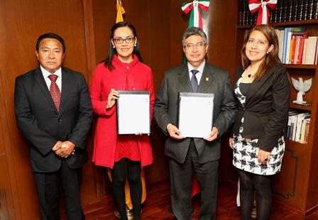 Acuerdan colaboración institucional la UAT y la STPS