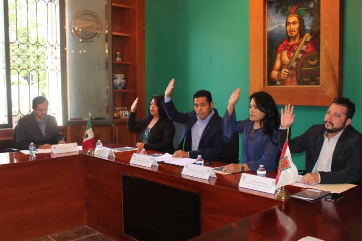 Se instala Comisión De Recursos Hidráhulicos en la LXIII Legislatura