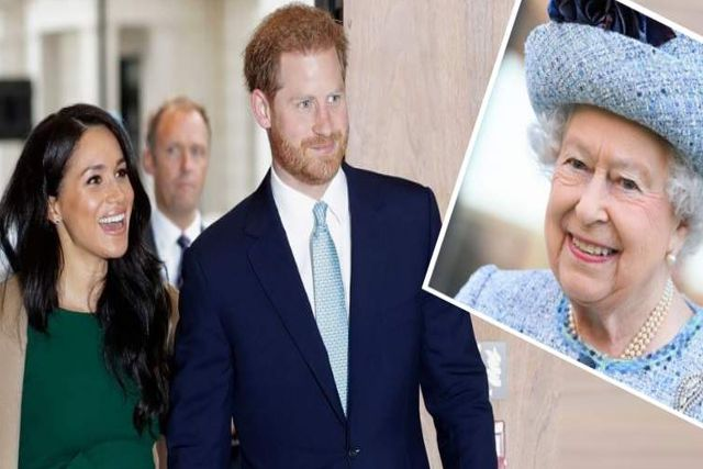 La Reina Isabel II ha pedido a Meghan Markle y a Harry el regreso a Reino Unido