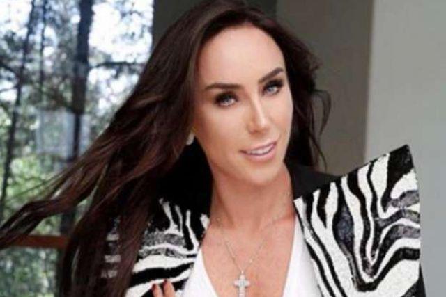 Fans de Inés Gómez Mont están preocupados por la delgadez de la conductora