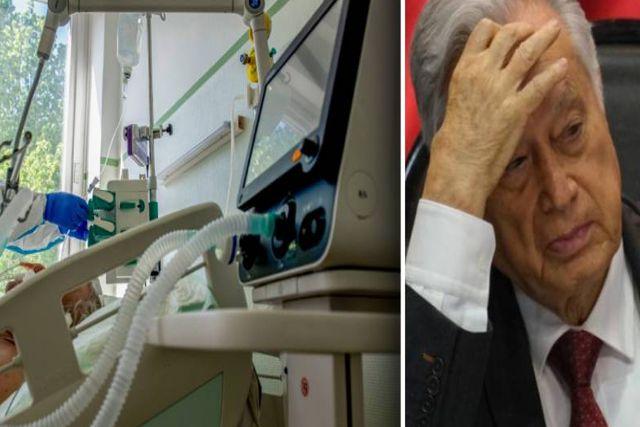 Rechaza el IMSS ventiladores al hijo de Bartlett por caros y no cumplir con las características