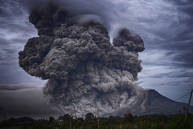 Predicen erupciones volcánicas que podrían alterar el clima del planeta
