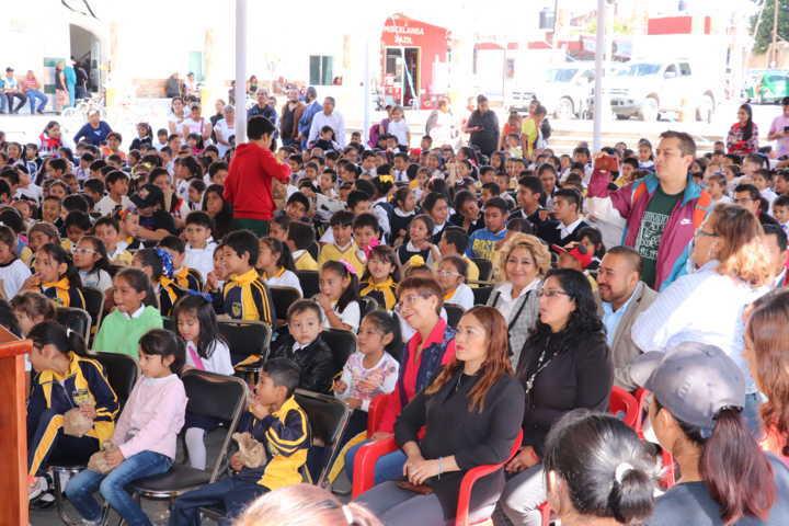 Con obra de títeres de Guatemala se presenta Festival de Títeres Rosete Aranda en Xicohtzinco