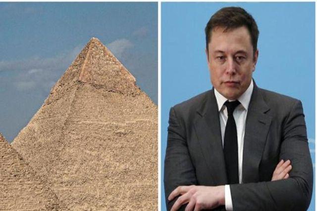 Afirman que las piramides de Egipto fueron creadas por alienigenas