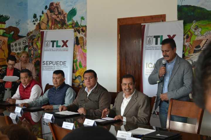 Con el ICATLAX promoveremos el desarrollo impulsando el autoempleo: alcalde