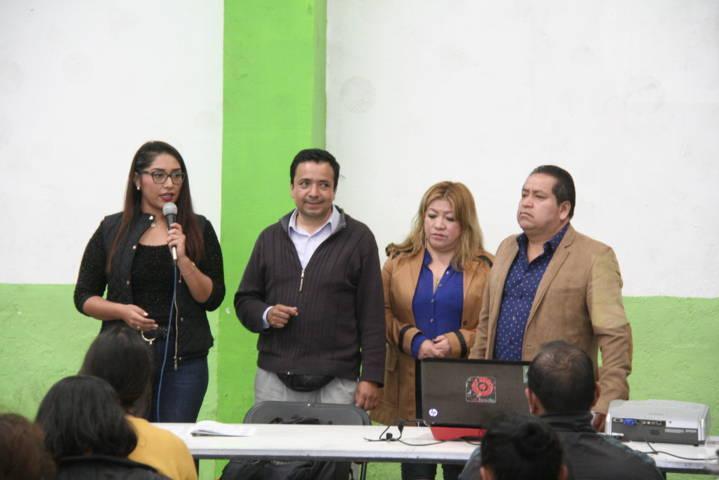 Ayuntamiento promueve financiamiento para comerciantes y productores