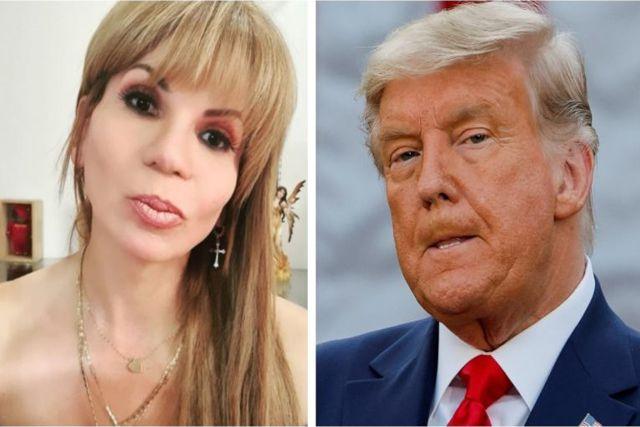 Vidente predice que Trump se divorciará, dejará EU y se irá a los Cabos ó a Rusia