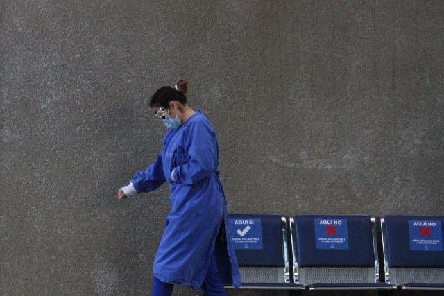 Sicario disfrazado de enfermero ingresa al Hospital de Chihuahua para matar a paciente
