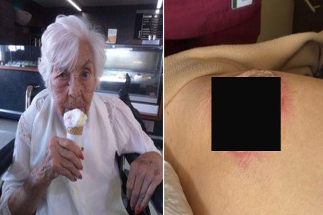 Levantan denuncia por maltrato la abuelita de Thalía y Laura Zapata