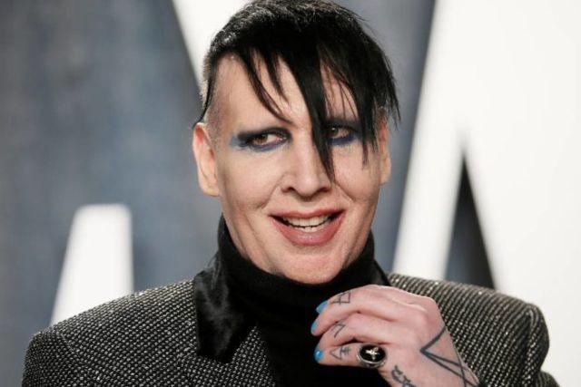 Marilyn Manson se queda sin disquera tras acusaciones de violencia intrafamiliar