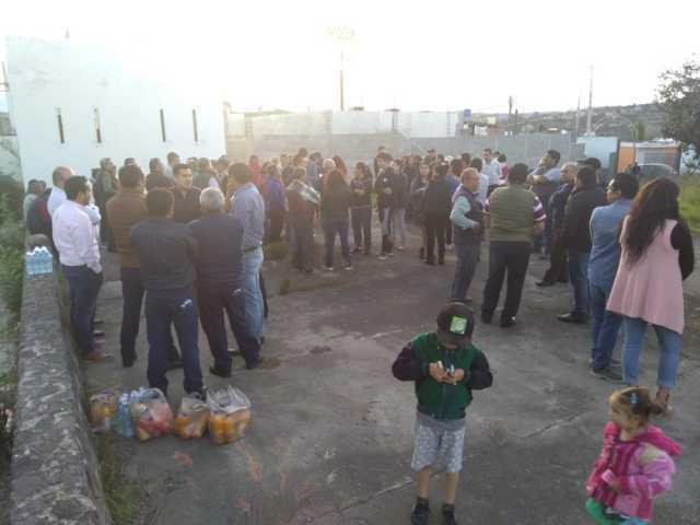 Pobladores de Amaxac niegan la instalación de una empresa Gasera: alcalde