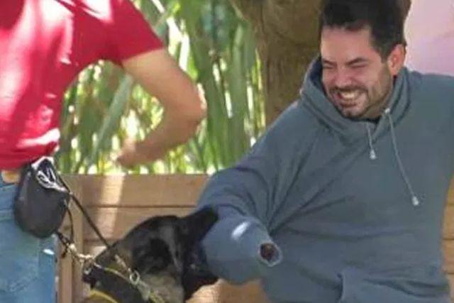 Hijo de Eugenio Derbez es atacado por un perro
