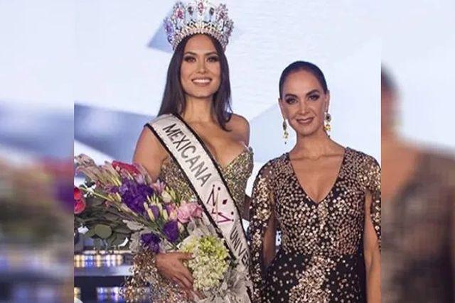 ¿Ganar o Perder? Critican a Lupita Jones por preparar dos felicitaciones para Andrea Meza