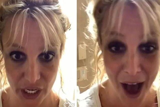Britney Spears presume la compra de su primer iPad a sus 39 años