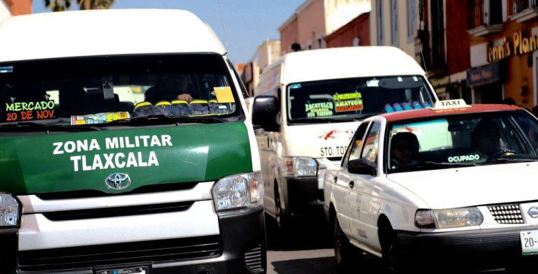 No hay condiciones de seguridad por movilizaciones de transportistas