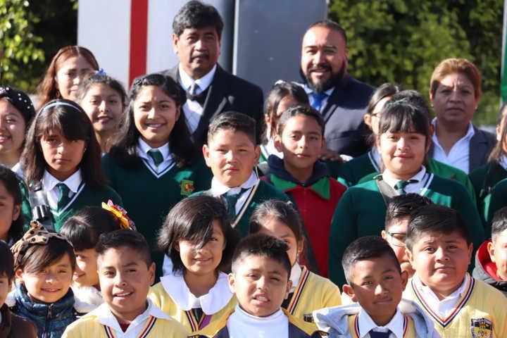 Celebra Xicohtzinco 78 años de su fundación