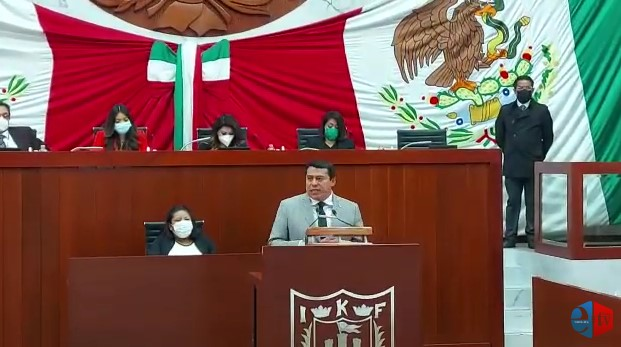 Es importante que los ciudadanos sepan que los diputados y el gobernador ya no tienen fuero: Terán