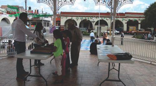 En Calpulalpan  unifican familias con rescate de Tradiciones