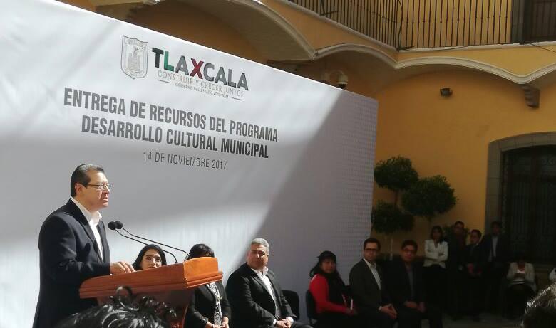 Programa de desarrollo cultural municipal llego a Amaxac