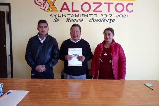 Mario López da a conocer al cabildo obras y acciones realizadas en 2019