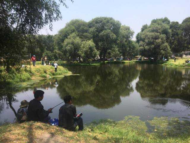 El Torneo de Pesca Deportiva es otro atractivo más para los visitantes: alcalde