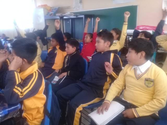 Imparten en Xicohtzinco pláticas para prevenir el consumo de drogas