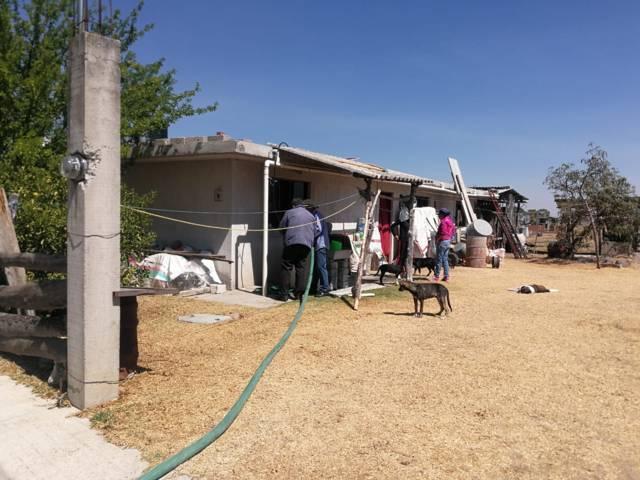 Variación de voltaje de la CFE daña bomba del pozo 1 dejando sin agua a todo el pueblo