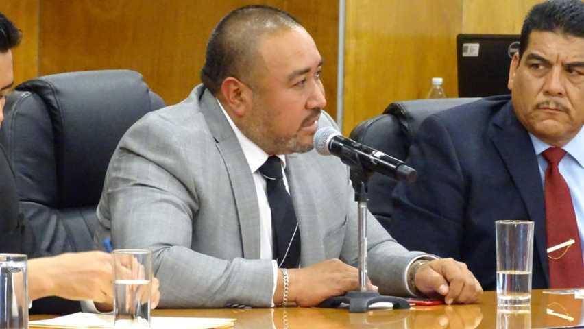 Exige Badillo Jaramillo, incremento de recursos para municipios de Tlaxcala