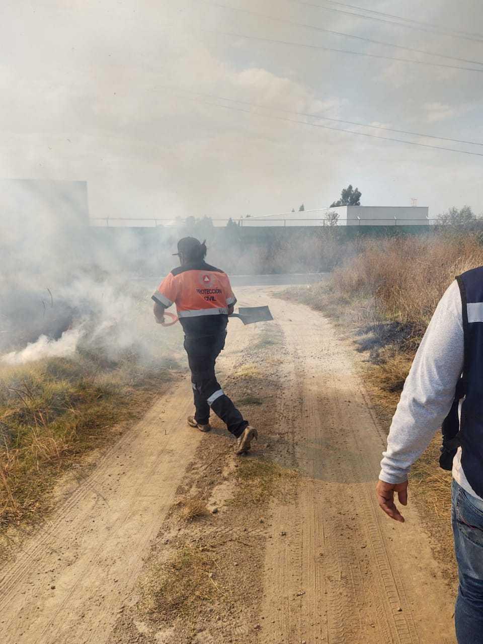 Realiza Protección Civil de Xicohtzinco campaña para evitar accidentes