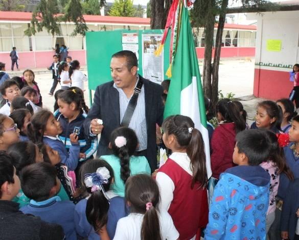 Con la fijación del Bando Solemne reforzamos valores cívicos: alcalde