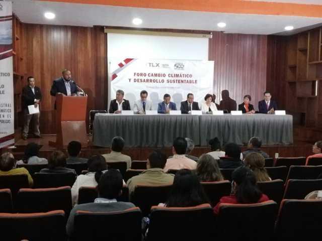 Xicohtzinco se suma a las acciones de Gobierno Estatal para combatir el cambio climático