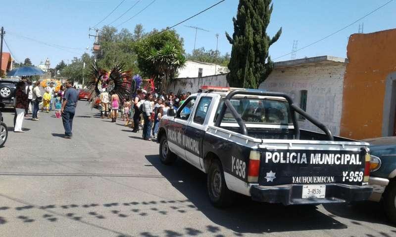 Yauhquemehcan reporto saldo blanco en Semana Santa