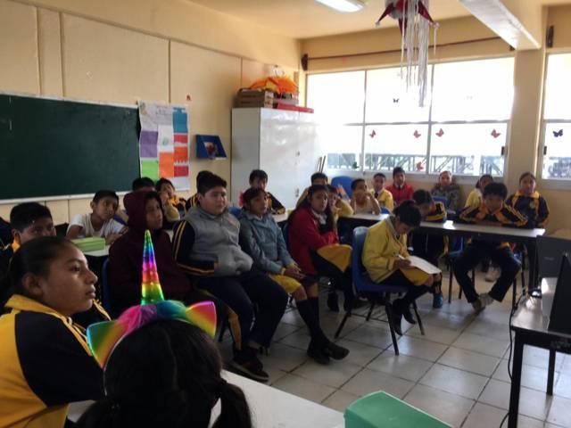 Imparten pláticas para prevenir el tabaquismo en escuelas del municipio