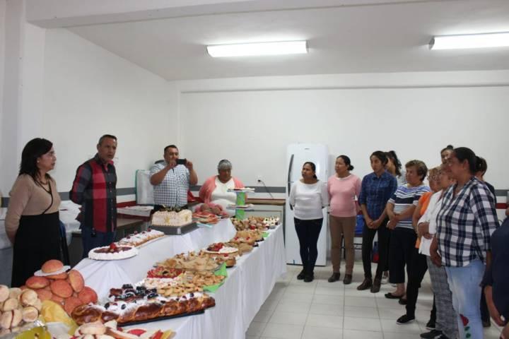 Este curso de Panadería y Repostería les mejorar la calidad de vida: PPL