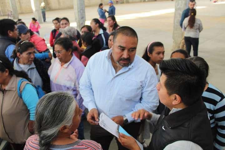 Ayuntamiento acerca vivienda digna para familias de escasos recursos