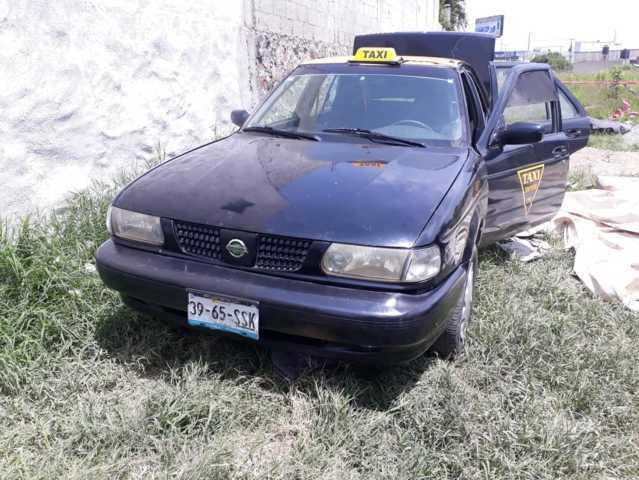 Recupera Policía de Xicohtzinco vehículo con reporte de robo