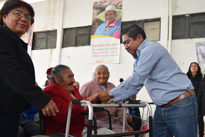 Firman convenio Panotla e ITPCD para atender a personas con discapacidad