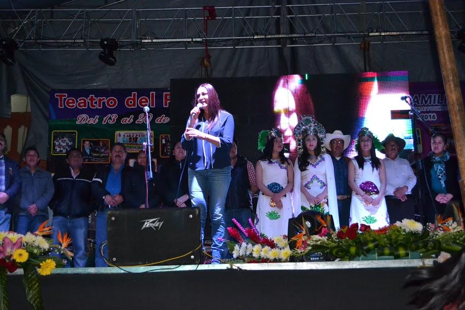Con gran éxito inauguran Feria del Pulque Nanacamilpa 2016
