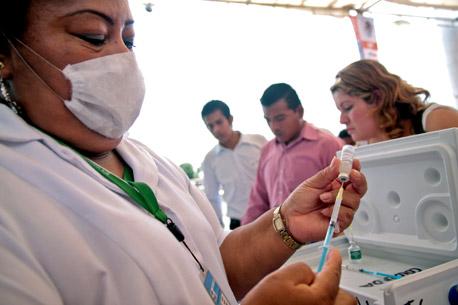 Aumenta a 30 el número de muertos en Tlaxcala por la influenza