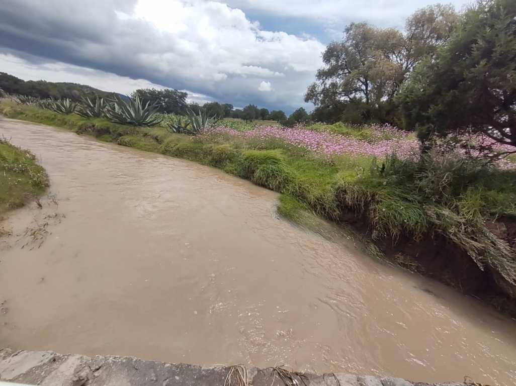 Presa de Atlangatepec está a 80%  y sin riesgos de desbordamiento: alcalde