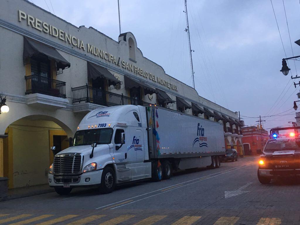 Municipales de San Pablo del Monte recuperan  8 vehículos con reporte de robo
