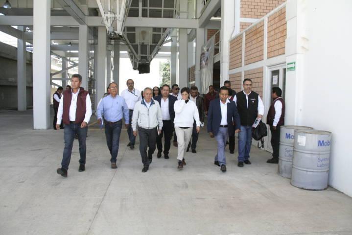El saneamiento del rio Zahuapan fortalece el equilibrio ecológico: alcalde