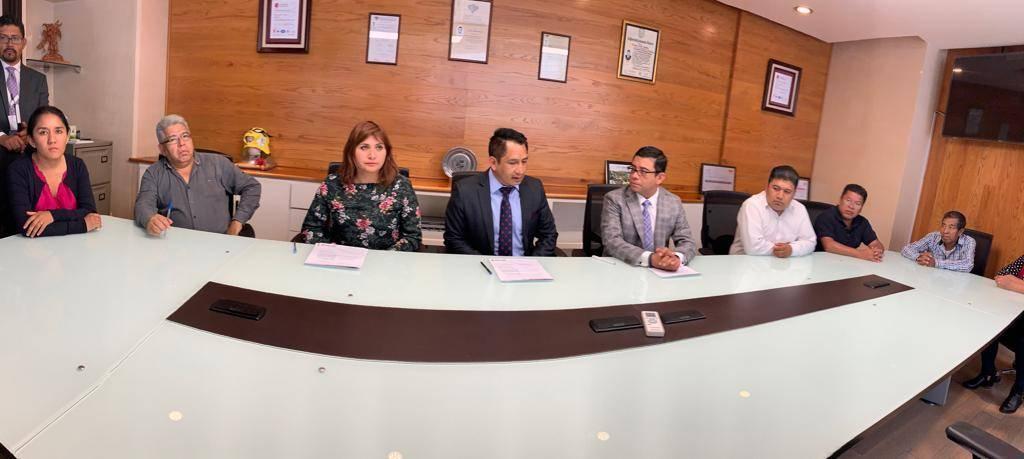 La firma con la UPTx fortalecerá la obra pública que requiere la SEDATU: alcalde