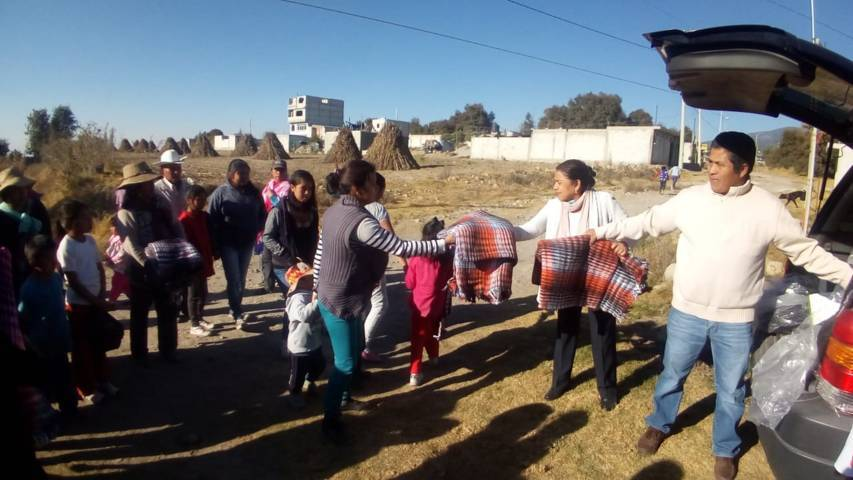 El DIF municipal de SPM cobija a 160 familias de escasos recursos