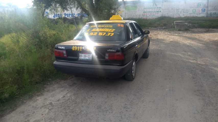 Recupera Xicohtzinco en operativo intermunicipal vehículo robado
