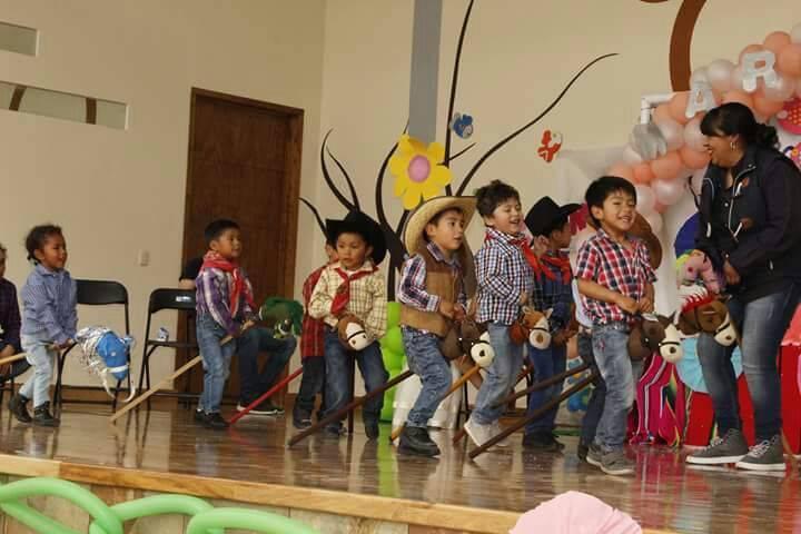 Pérez Juárez encabezo festejos de inicio de la primavera